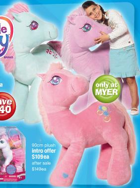 G3 Ponies
