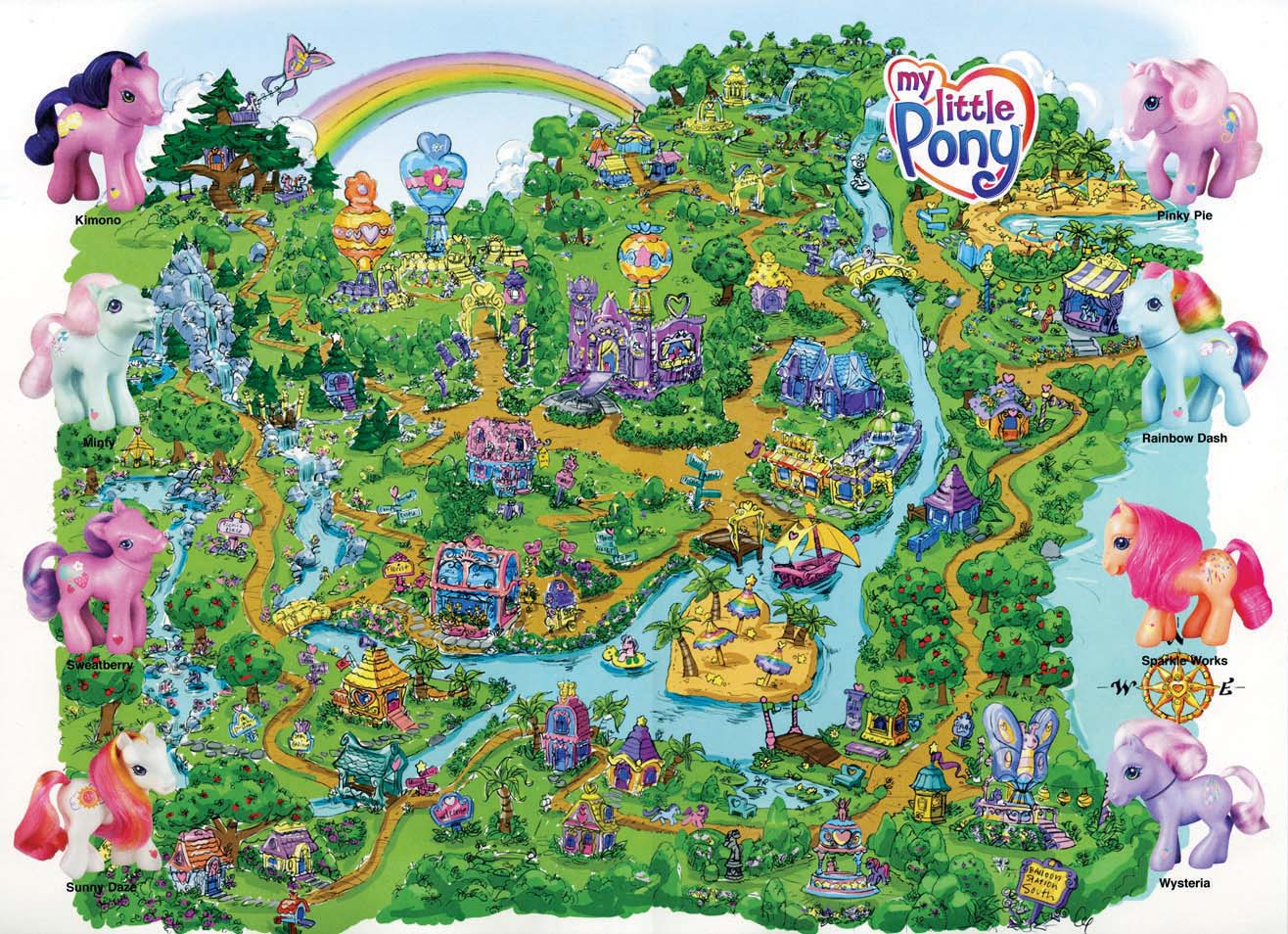 my little pony map for minecraft with G3 Ponyville on Watch furthermore Watch moreover Fantasy Game Map 418784398 moreover South Park Review Tv as well 366 Days Of Pony Ticket Master.